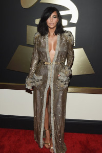 kim-kardashian-west-grammy-awards-2014-fashion