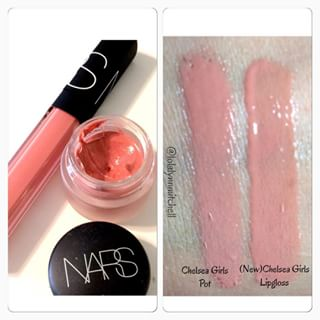 nars pot vs tube texture
