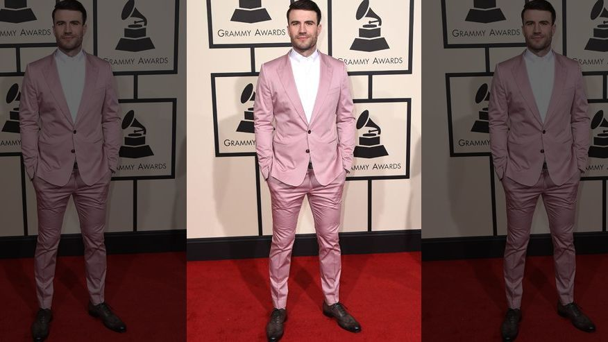 grammys 2016 sam hunt