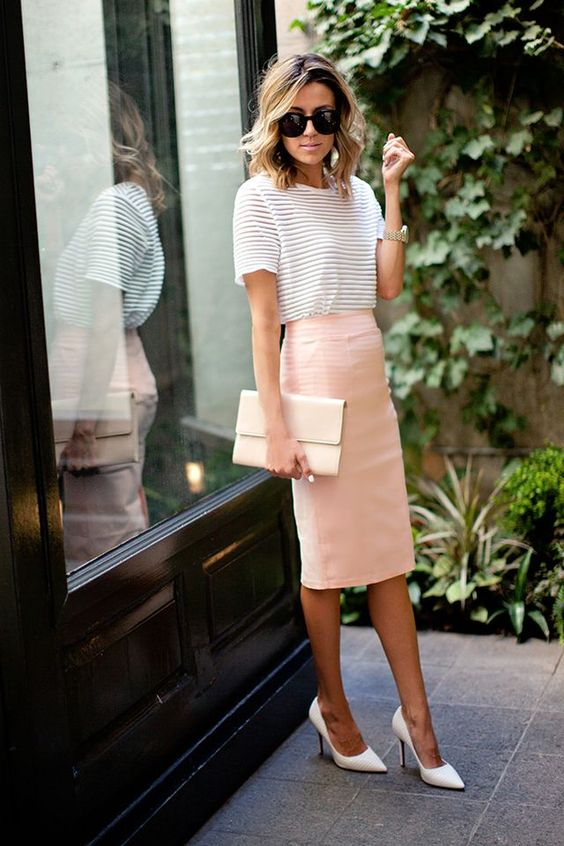 summer essentials_pencil skirt 2